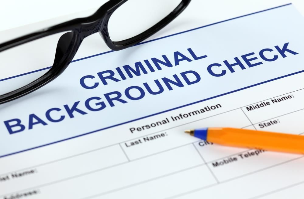 24 hour Background Check